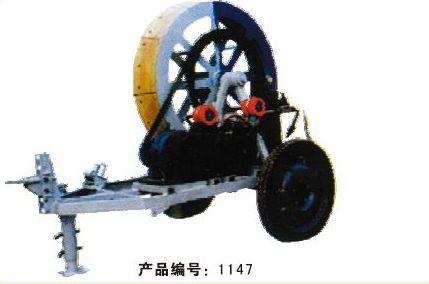 磨芯式空气压缩制动张力机SA-KZMIO