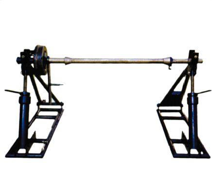拆卸式放线支架