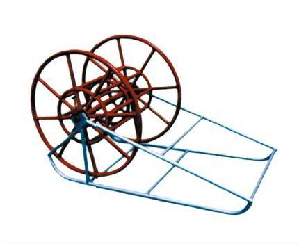 钢丝绳线盘和线盘架
